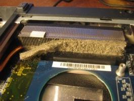 Чистка ноутбука от пыли, чистка системы охлаждения ноутбука, чистка ноутбука, профилактика ноутбука.